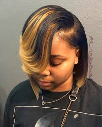 side pictures of bob haircuts hairstyle with side parting long bob hairstyles our favorite