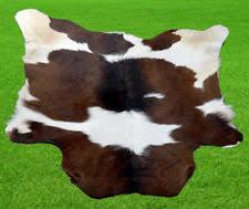 Cow Area Rug Cowhide Rug Ebay