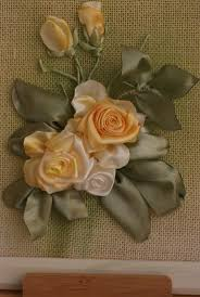 ribbon embroidery flower garden 830 best ribbon roses tutorial images on pinterest crafts bed