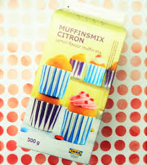ikea muffinsmix citron hello i u0027m rachel