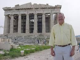Parthenon Interior Greece Trip 3