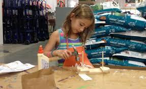 home depot kids workshop lake travis lifestyle