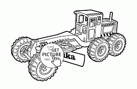construction truck tonka coloring page for kids transportation