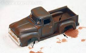rust in peace how to make any plastic object into a realistic