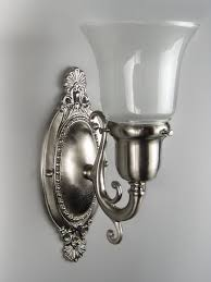 edwardian u0027fancy u0027 wall sconce single arm