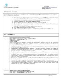 Oil Field Resume Templates Sample Sap Resume Sap Cv Sample Sap Jobs Resume Writing A