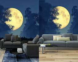 projector for wall mural wall murals you ll love 100 half day designs treetop wall mural hgtv