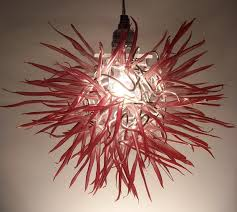 Lamps Made From Bottles Exotic Designer Lamps Made From Recycled Plastic Bottles The