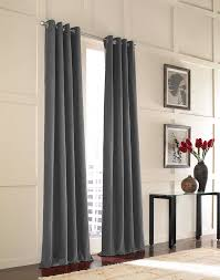 Drapes 108 Messina Opulent Velvet Lined Grommet Drape Curtainworks Com