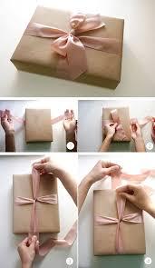 Gift Wrapping Bow Ideas - gift wrap ideas picmia