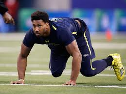 watch 13 players who absolutely crushed their 2017 nfl combine