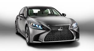 lexus v6 cars 2018 lexus ls500h the sophisticated sedan for the younger