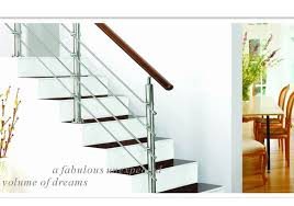 Stainless Steel Stairs Design Catalog Offer Stainless Steel Stairs Steel Wood Staircase2 Foshan
