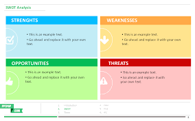 swot template free 3 line writing paper student certificate template