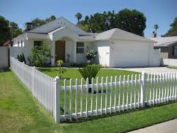 white picket fence panels u2013 outdoor decorations