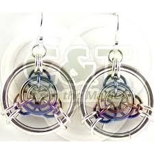 niobium earrings of awesome earring kit silver fill and niobium