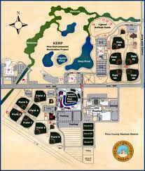 Diamondbacks Stadium Map Map To Tucson Electric Park