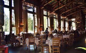 El Tovar Dining Room El Tovar Dining Room Of The Exterior Of El Tovar Is Where Jack