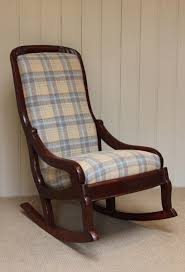 Upholstered Rocking Chair Nursery Antique Upholstered Rocking Chair Inspirations Home U0026 Interior