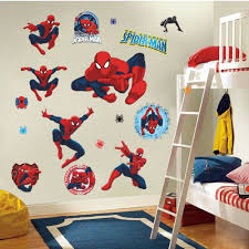 Eccentric Home Decor by Wall Stickers For Boys Bedroom Joshua And Tammy