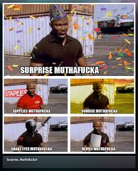 Surprise Meme - james doakes surprise motherfucker image gallery dexter