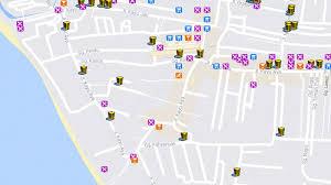 maps of bali kuta legian nusa dua seminyak ubud jimbaran