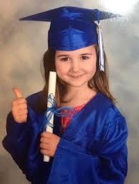 kindergarten cap and gown preschool graduation photography idea preschool graduation