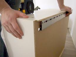 Diy Installing Kitchen Cabinets Kitchen Renovation Diy Installation Ikea Adel Cabinets The La Lady