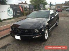 Black 2007 Mustang 1967 Ford Mustang Fastback Gta A Code V8 For Sale Classic Cars