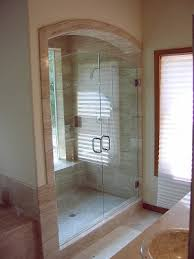 Arched Shower Door Shower Glass Block Enclosures Mangham Glass Arched
