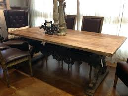 hand crafted kitchen tables long kitchen tables dining table centerpieces kitchen contemporary