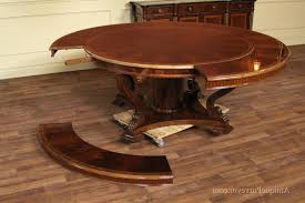 Extra Large Round Dining Room Tables Home Design Dining Room Modern Wood Table With Glass Foot Square