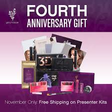 it s younique s anniversary but the gifts are for you get free