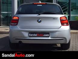 2014 Bmw 116i Used Bmw 1 Series 116i Sport 3dr For Sale In Wakefield West
