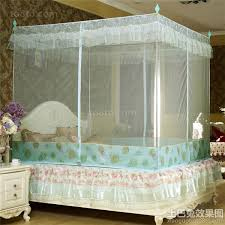 mosquito net for bed with elegant design polyester long lasting insecticide double bed