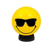 Cool Lamps Cool Smiley Lamp Sunglasses Emoji Lamp Kids Lighting