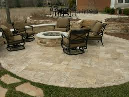 Pictures Of Patios With Fire Pits Fireplaces U0026 Firepits Gallery John U0027s Landscaping