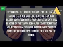 long traffic ticket