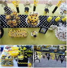 bumble bee party favors birthday party ideas treasure box kids