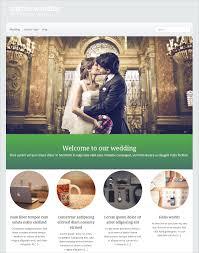 wedding website free 37 free wedding website themes templates free premium templates