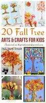20 beautiful fall tree arts u0026 crafts ideas for kids autumn
