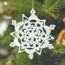 tis the season to crochet ornaments 12 free patterns