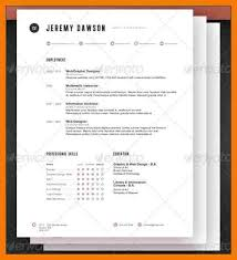Attractive Resume Template 4 Attractive Cv Template Mailroom Clerk