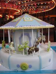 carousel baby shower mega crafty carousel cake baby shower wrap up