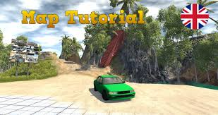 Make Your Own Map Tutorial How To Create Your Own Map For Beamng Drive 50 Subs