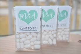 bridal favors mint to be tic tac labels bridal shower favors wedding
