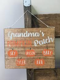 Kyma Restaurants Official Website Order Online Direct Grandma U0027s Pumpkin Patch Fall Decor Sign Halloween Decor