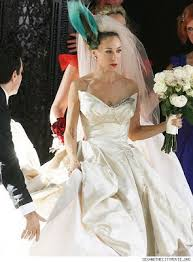 vivienne westwood wedding dresses 2010 vivienne westwood gown and the city the wedding library