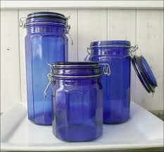 purple canisters for the kitchen kitchen glass canisters pottery canister sets modern