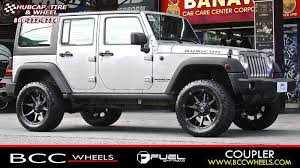 jeep wheels black jeep wrangler fuel coupler d556 wheels black machined with tint